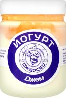 Йогурт-джем Джерсей (персик)