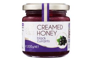 Крем-мед с черной смородиной Nectar Senco с/б 200г