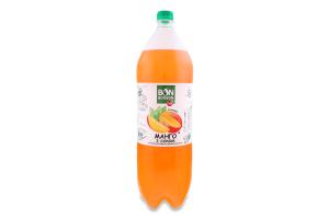 Напій соковмісний сильногазований Зі смаком Манго Bon Boisson п/пл 2л