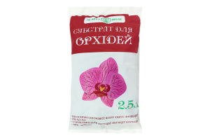 Субстрат для орхідей Зелене поле 2.5 л
