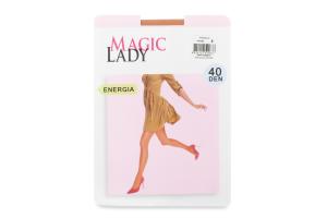 Колготки жіночі Magic Lady Energia 40den 2 daino