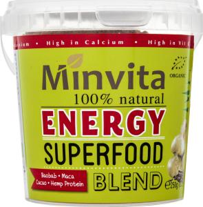 Смесь Minvita Энергетическая