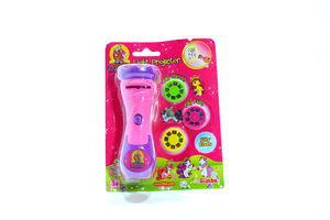 Іграшка Проектор-ліхтарик 595811