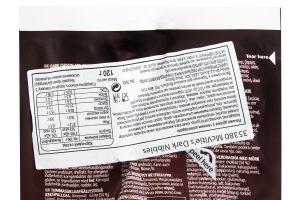 Печенье-драже с темным шоколадом Nibbles Digestive McVitie's м/у 120г