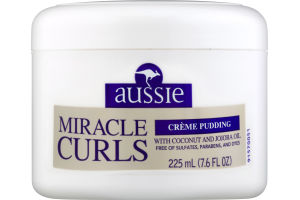 Aussie Creme Pudding Miracle Curls