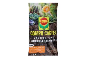 Смесь торфяная для кактусов Cactea Compo 5л