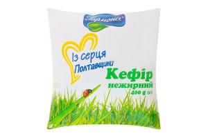 Кефир нежирный Гармонія м/у 400г
