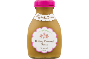 Pigtale Twist Buttery Caramel Sauce