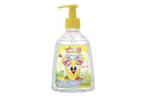 Гель-мыло детское антибактериальное Ясне сонечко Мой каприз 300мл