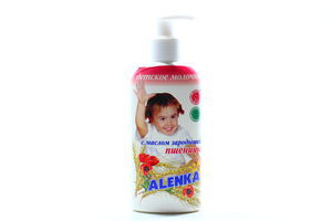 Молочко Alenka дитяче sensitive 200г х10