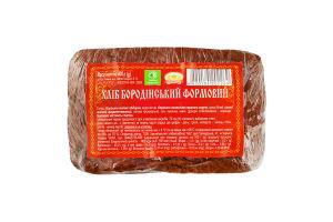 Хліб формовий Бородинський Формула Смаку м/у 400г