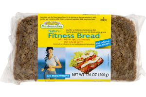 Mestemacher Natural Fitness Bread