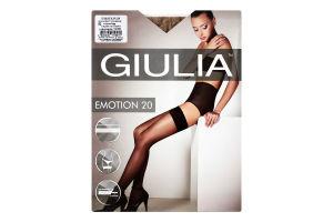 Панчохи жіночі Giulia Emotion 20den M/L daino