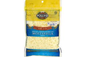 Polly-O Part Skim Cheese Shredded Low-Moisture Mozzarella