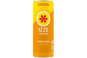 Izze Fusions Orange Mango