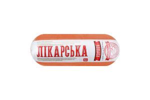 Колбаса вареная Докторская Салтівський м'ясокомбінат кг