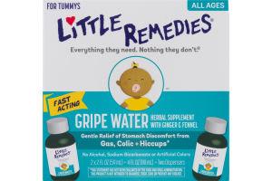 Little Remedies Gripe Water - 2 CT