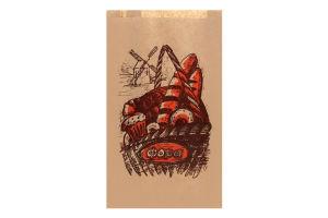Пакет бумажный 270*140*50мм №465811 Фора Конві-Пак 1шт