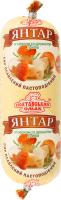 Сир плавлений 60% Гриби Янтар Полтавський смак м/у 200г