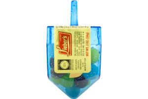 Lieber's Candy Filled Dreidel