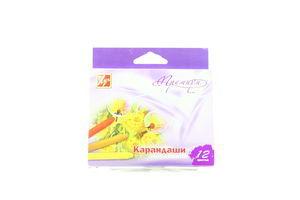Олівці Луч Преміум 12кол.масл.12С873-08