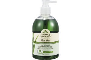 Clearly Natural Essentials Glycerine Hand Soap Aloe Vera