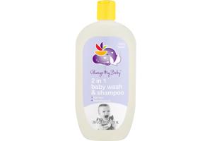 Always My Baby 2 in 1 Baby Wash Shampoo
