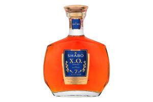 Бренди 0.5л 40% Х.О. 7 Shabo бут