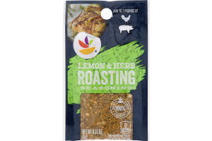 Ahold Roasting Seasoning Lemon & Herb