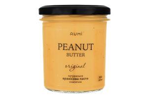 Паста арахисовая классическая Aumi с/б 300г