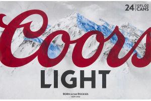 Coors Light - 24 PK