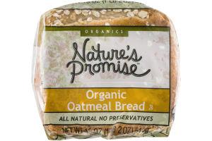 Nature's Promise Organic Oatmeal Bread