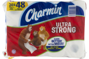 Charmin Toilet Paper Ultra Soft - 24 CT