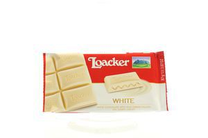 Шоколад Loacker білий 87г х12