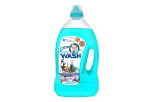 Гель для стирки цветных вещей Doctor Wash 4200г