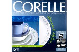 Corelle Livingware Coutry Cottage Set - 16 CT