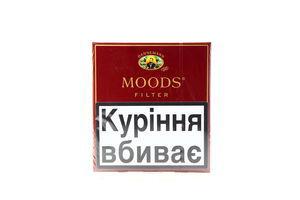 Сигари Moods Filter 10шт