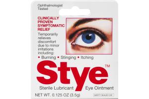 Stye Eye Ointment