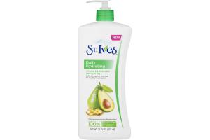 St. Ives Vitamin E & Avocado Body Lotion Daily Hydrating