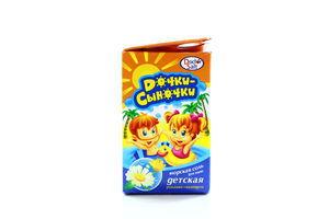 Соль для ванн детская Дочки-Сыночки ромашка и календула Doctor Salt 450г