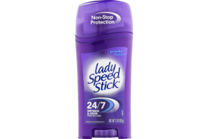 Lady Speed Stick 24/7 Antiperspirant/Deodorant Powder Burst