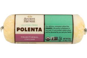 Ancient Harvest Gluten-Free Polenta Traditional Italian