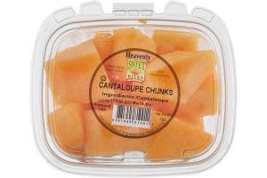 Heavenly Sweet Bites Cantaloupe Chunks
