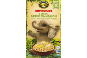 Nature's Path Organic Oatmeal Apple Cinnamon - 8 PK