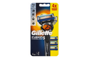 Бритва зі змінними касетами Fusion5 Proglide Gillette 1шт