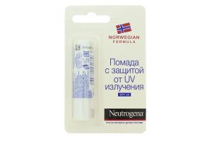 Помада Neutrogena із захистом SPF 20 4,8г х6
