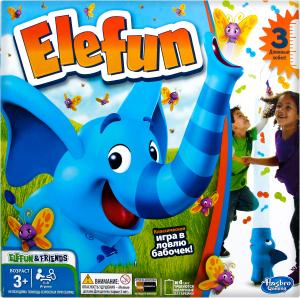 Подвижная игра Hasbro Слоник Элефан