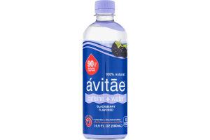 Avitae Caffeine + Water Purfied Water + 90mg Natural Caffeine Blackberry