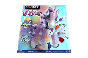 Игрушка для детей от 3 лет интерактивный Единорог Zoomer Spin Master 1шт