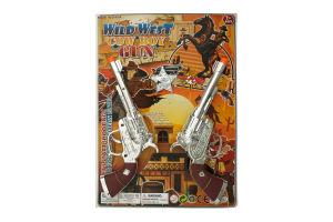 Набір іграшок для дітей від 3років №0692А Wild West Cow Boy Gun Guangdong Essa Technology 1шт